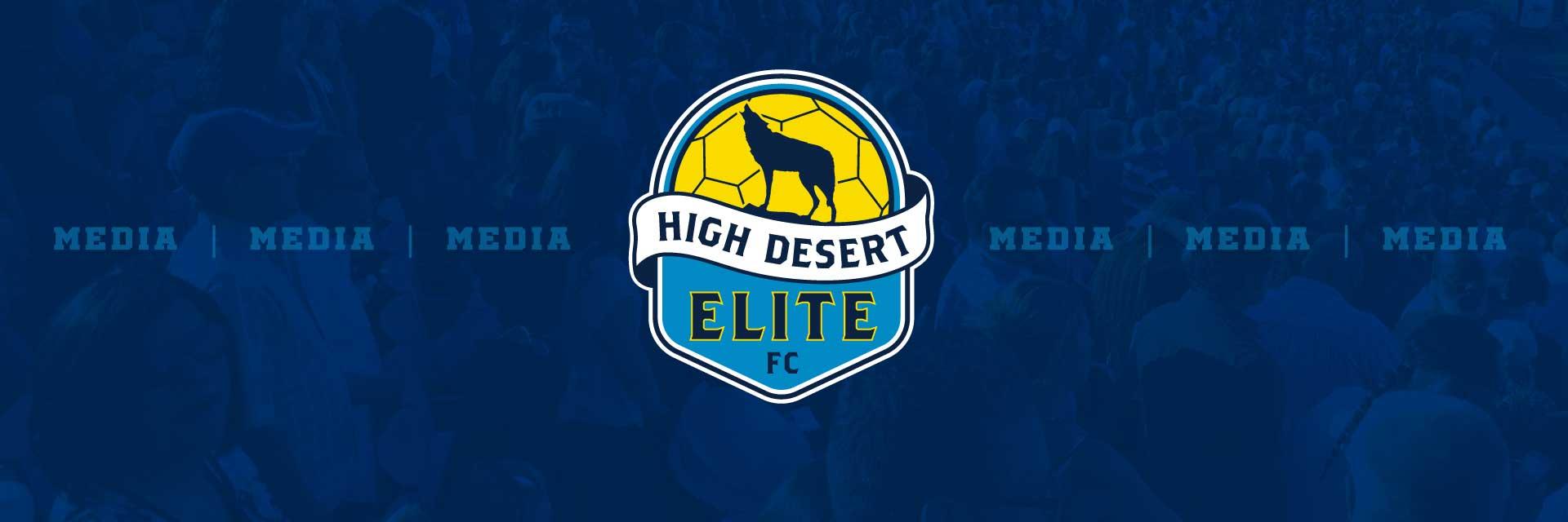 HIGH DESERT ELITE Media / Logo