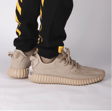 buy online ae8a0 47462 Yeezy Boost 350 Oxford Tan *REAL BOOST* With Gift Set