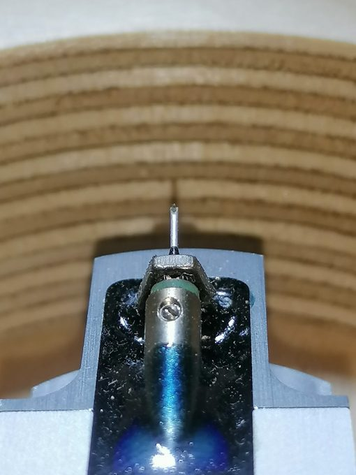 Blue Electric Magic Diamond