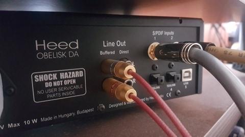 Heed Audio Obelisk DAC