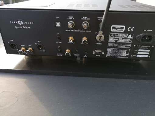 Cary DMC 600SE