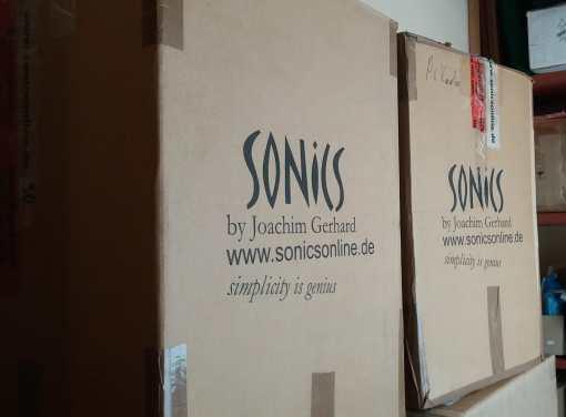 Sonics - Arkadia by Joachim Gerhard