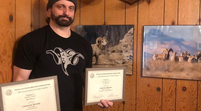 Wildlife Journalist Honored For Bighorn Writings