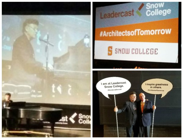 Snow College hosts Leadercast 2016