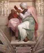 Michelangelo, Persian Sibyl, c. 1510, Vatican City, Sistine Chapel