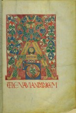 Gradual of Albi, before 1079, Paris, Bibliothèque Nationale Ms Lat 766.