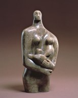 Mother-and-Child-Henry-Moore-1931