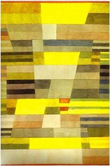 Paul Klee, Monument in a Fertile Country, 1929, Bern, Paul Klee Foundation