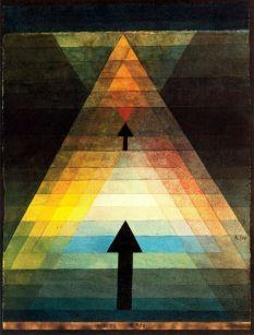 Paul Klee, Eros, 1923, Lucerne, Sammlung Rosengart