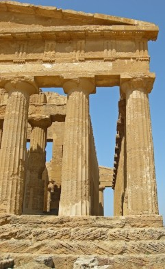 Temple of Poseidon, Paestum, 6th . BC