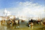 J.M.W. Turner, Venice from the Giudecca, 1840, London, Victoria & Albert Museum.