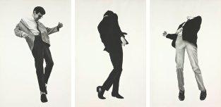Robert Longo, Men Trapped in Ice, 1979