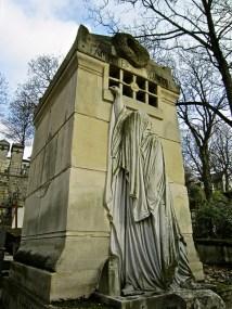 Raspail Tomb, 1854, Paris, Cimitière Père Lachaise
