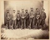 Members of Mexican Firing Squad, 27 August 1867