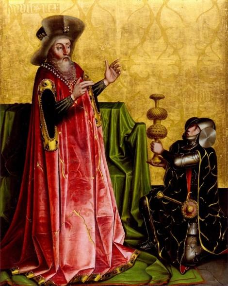 Heilsspiegel Altarpiece