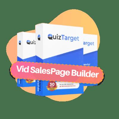 Vid SalesPage Builder