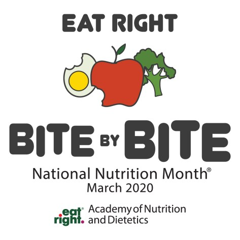 Image result for national nutrition month marketing ideas