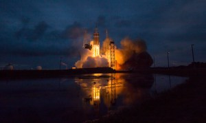 Orion EFT-1 Launch
