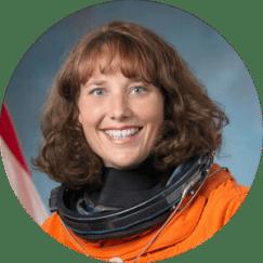 Dottie Metcalf-Lindenburger; Astronaut - Retired