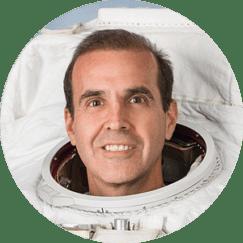 RICK MASTRACCHIO ASTRONAUT (Retired)