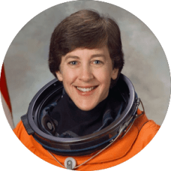 Astronaut Wendy Lawrence (Retired)