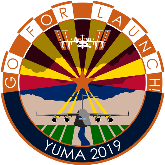 Go For Launch! Yuma