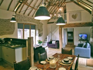Threshing Barn self catering barn conversion