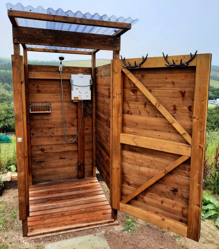 Outdoor Eco Shower