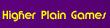 Higher Plain Games Logo