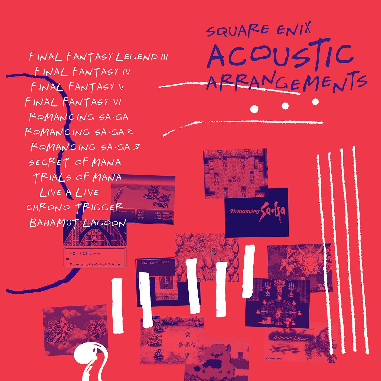 Square Enix Acoustic Arrangements Review Higher Plain Music