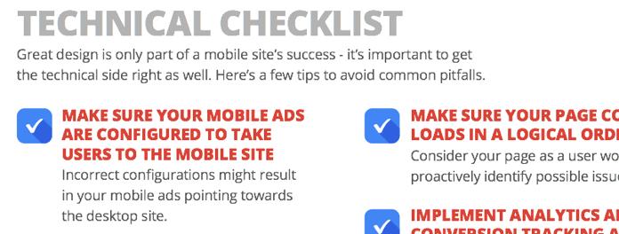 Technical checklist 2