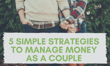 5 Simple Strategies to Manage Money as a Couple