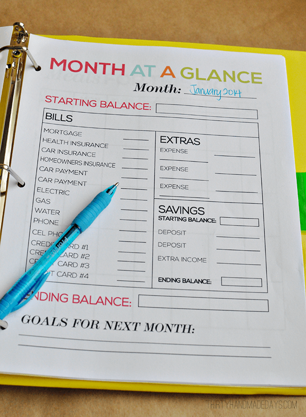 11 easy and free budget planners to help you budget better high
