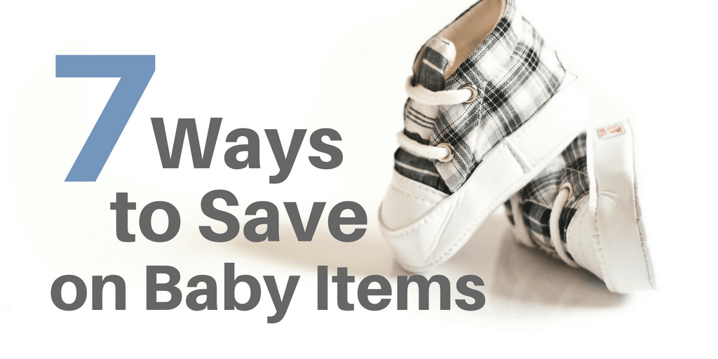 7 Ways to Cut Costs on Baby Items - High Five Dad