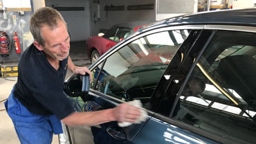 Car body repairs   Highgate Garage   Whitchurch