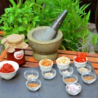 Advance Authentic Thai Red Curry Paste, Kaeng Panang, Kaeng ChuChee, Kaeng Phed and Jungle Curry Paste – Thai Curry Episode VII