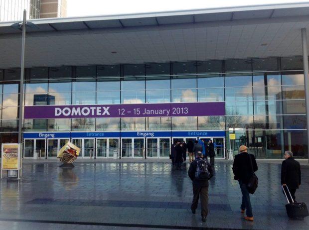 Train - Domotex