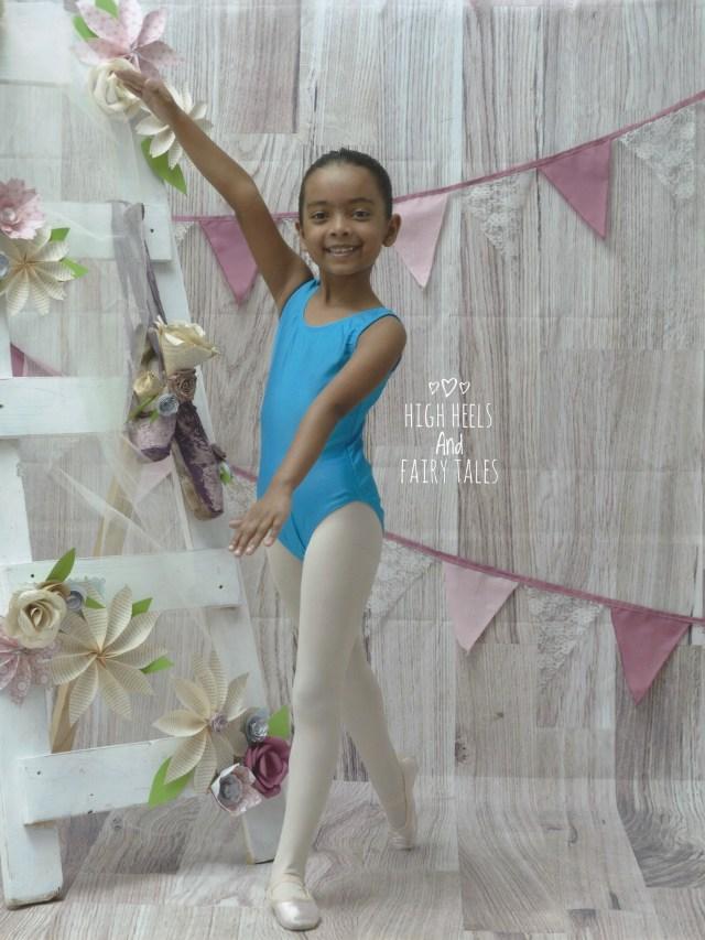 Ballet exam - grade one