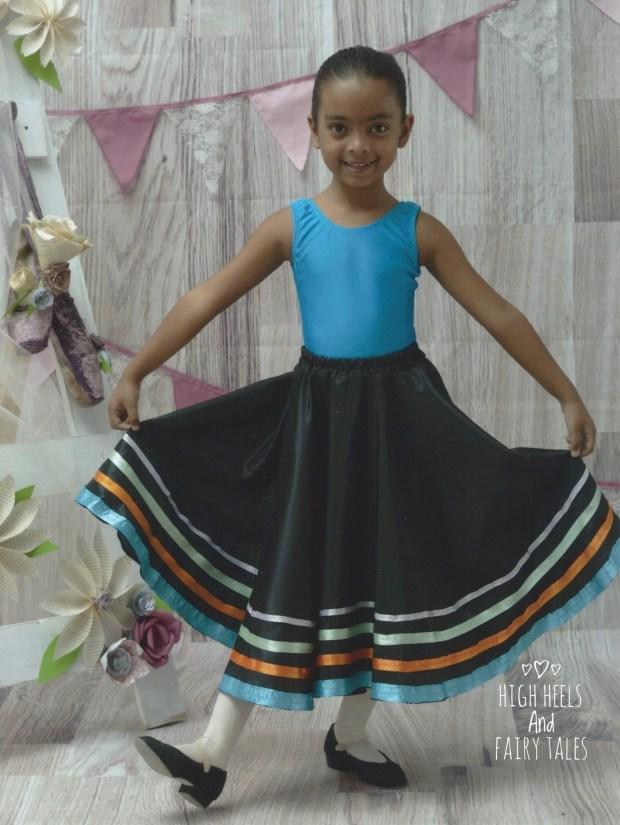 Ballet exam - character