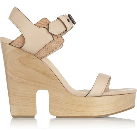 wooden wedges