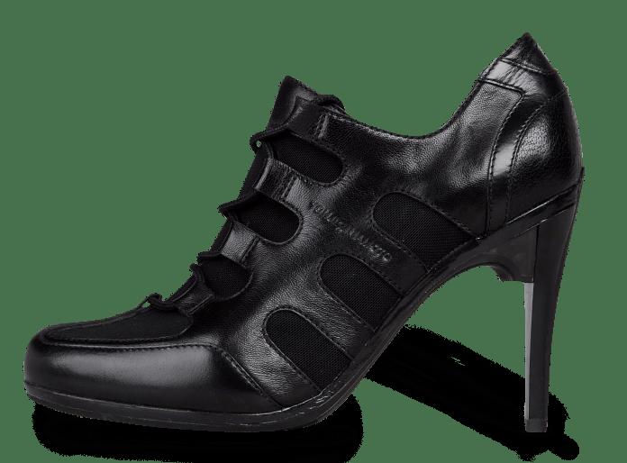 Sneaker high heels from Adidas |