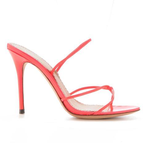 Jean-Michel Cazabat pink high heels