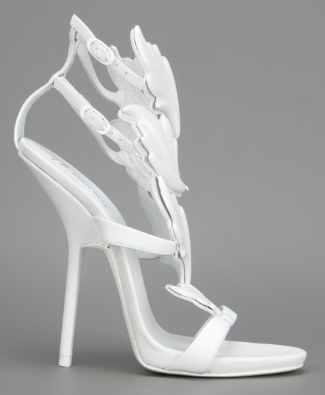flame high heels