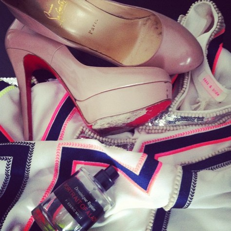 celebrity Christian Louboutins