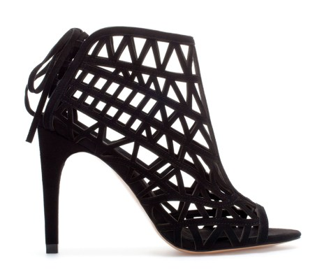 High Heel Zara Sandals