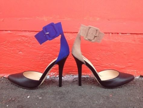 Kardashian Kollection high heels