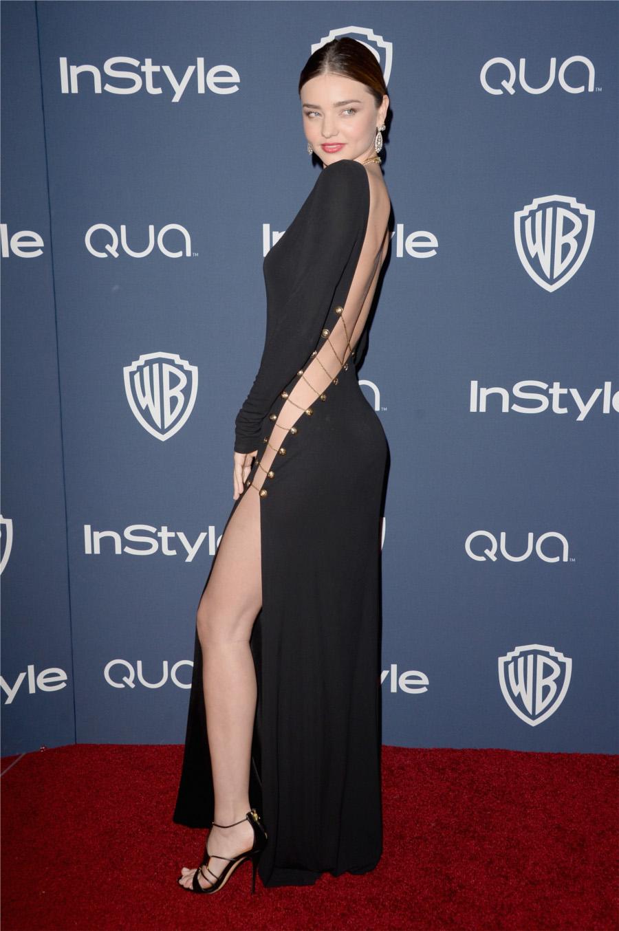 Miranda Kerr in Casadei