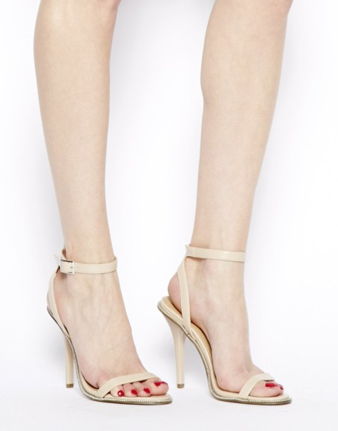 Homeland High Heel Asos Sandals