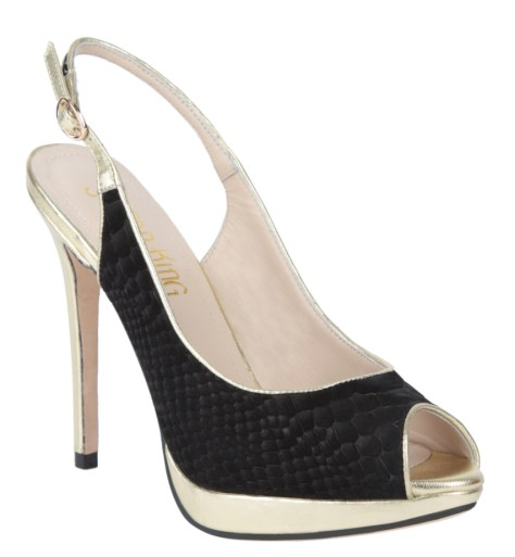 Jaspa King slingbacks