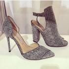Kristin Cavallari high heels